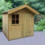 Wil jij een klein tuinhuis kopen?