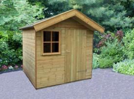 klein tuinhuis